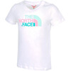 The North Face Kids' S/S Easy Tee TNF White (FN4)
